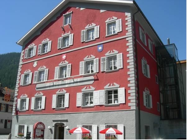 Posthotel Churwalden, Plessur