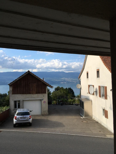 House With 2 Bedrooms in Châbles, With Wonderful Lake View, Enclosed G, La Broye