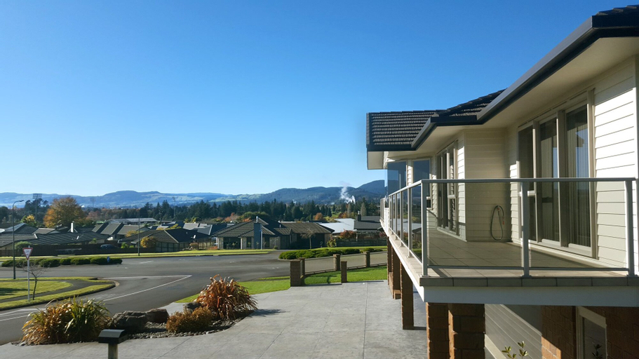 Rotorua Views BnB and Apartment, Rotorua