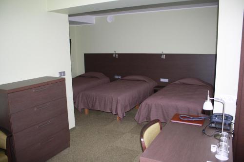 Tehvandi Hotell, Puhajarve