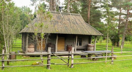 Kooli Kopli Holiday Homes, Mustjala