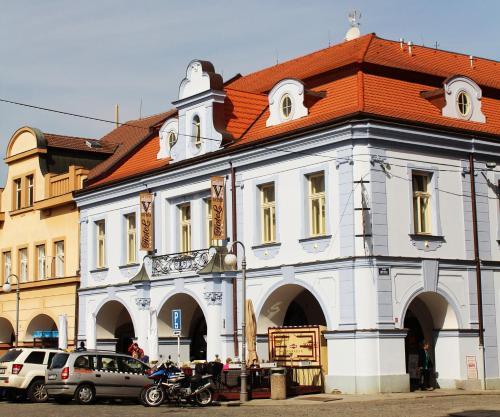 Hotel Zlata Vcela, Domažlice