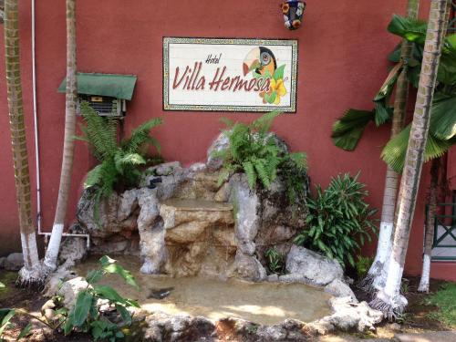 Hotel Villa Hermosa, Santa Cruz Muluá