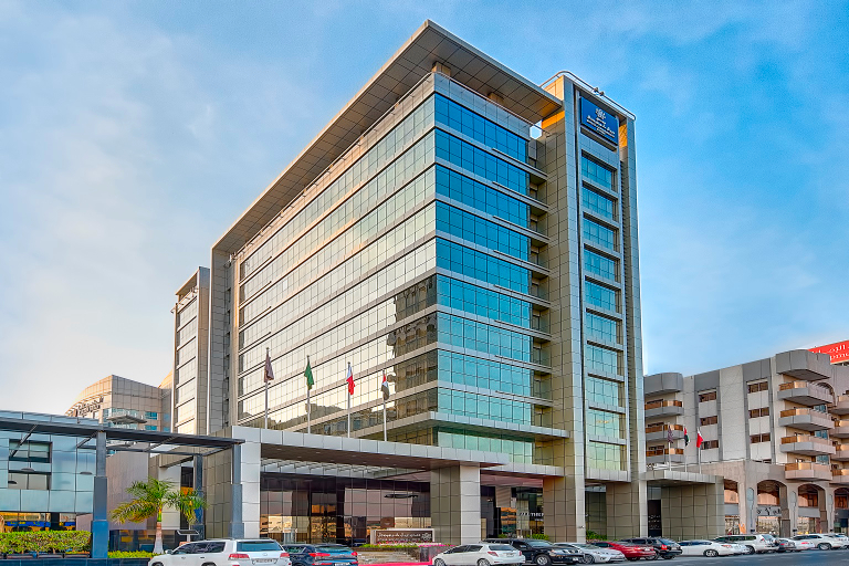 Royal Continental Hotel - Dubai Airport,