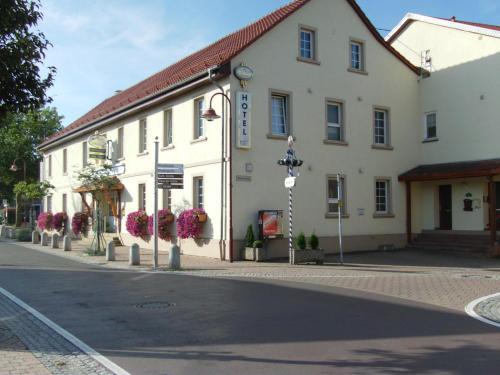 Garni Zum Adler, Mainz-Bingen