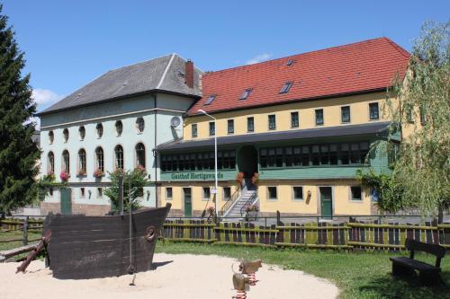 Gasthof Hertigswalde, Sächsische Schweiz-Osterzgebirge