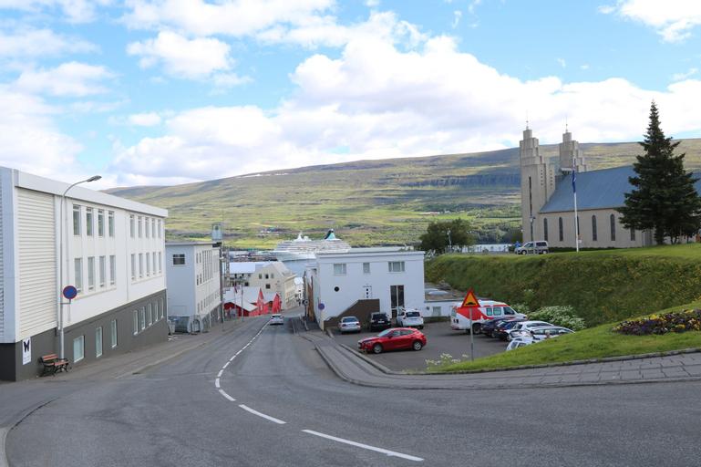 K16 apartments, Akureyri