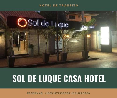 Sol de Luque Casa-hotel, Luque