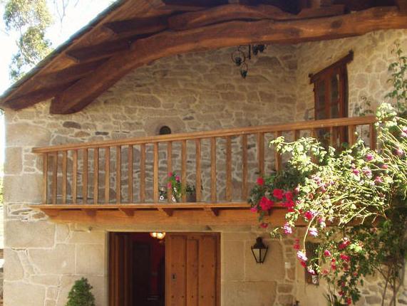 Casa Caxigueiro, Lugo