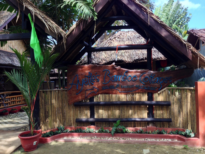 Ayette's Bamboo House Restaurant and Cottages, San Vicente