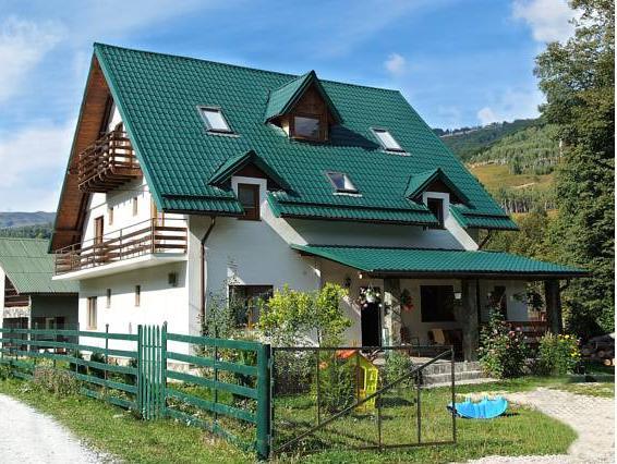 Vila Sucu, Zavoi