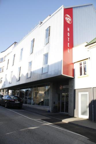 62N Hotel*** - City Center, Tórshavn