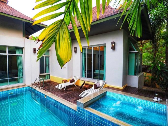 AnB Pool Villa 2BR Red in Pattaya, Sattahip
