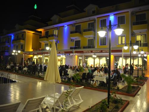 Tatilya Resort Hotel, Abana