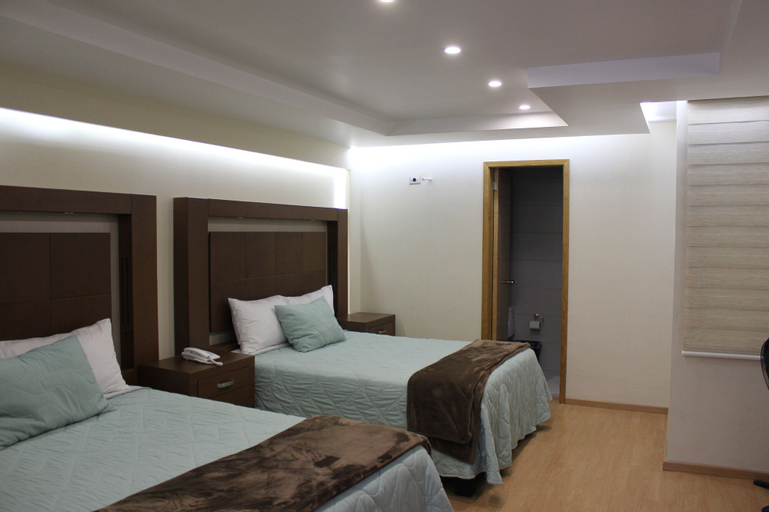 Hotel Suites Victoria, San Luis Potosí