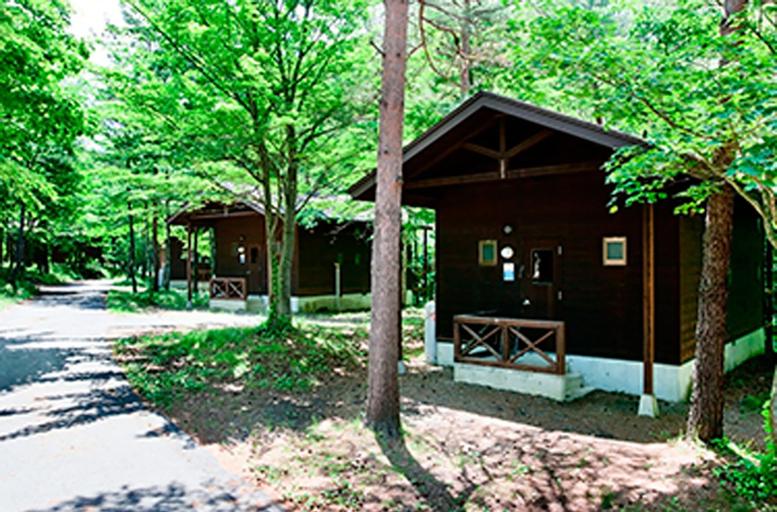 Yakehashiri Cabin Village, Hachimantai