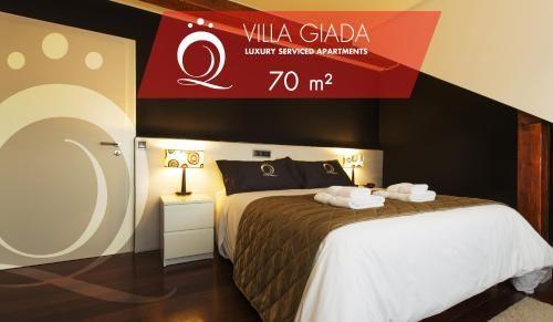 The Queen Luxury Apartments - Villa Giada, Luxembourg