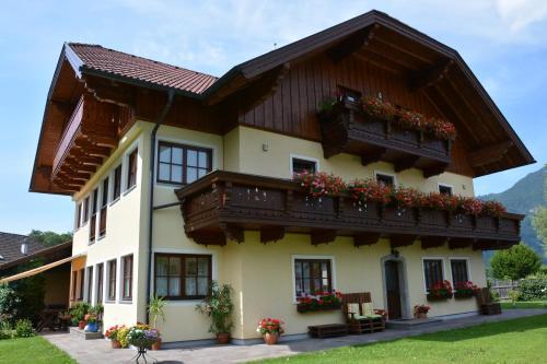 Appart Weisse Urlauben am Wolfgangsee, Salzburg Umgebung