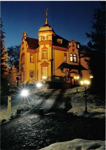Villa Markersdorf, Mittelsachsen