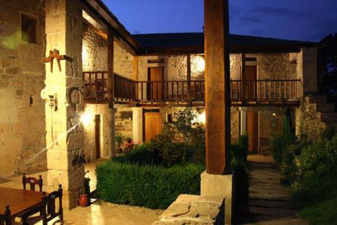 Rectoral de Goian, Lugo