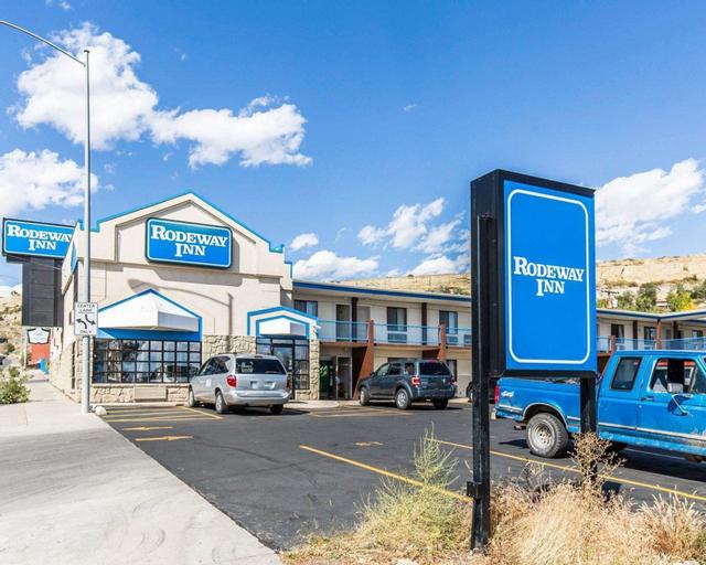Rodeway Inn Billings Logan Intl Airport, Near St. Vincent Hospital, Yellowstone