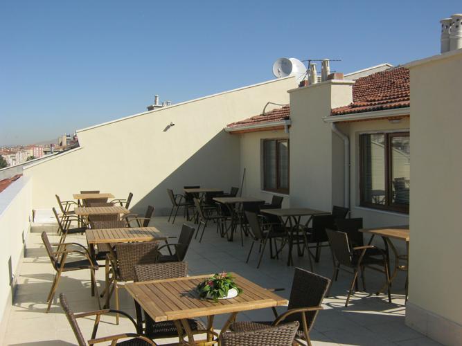 Cingoz Resort Hotel, Merkez