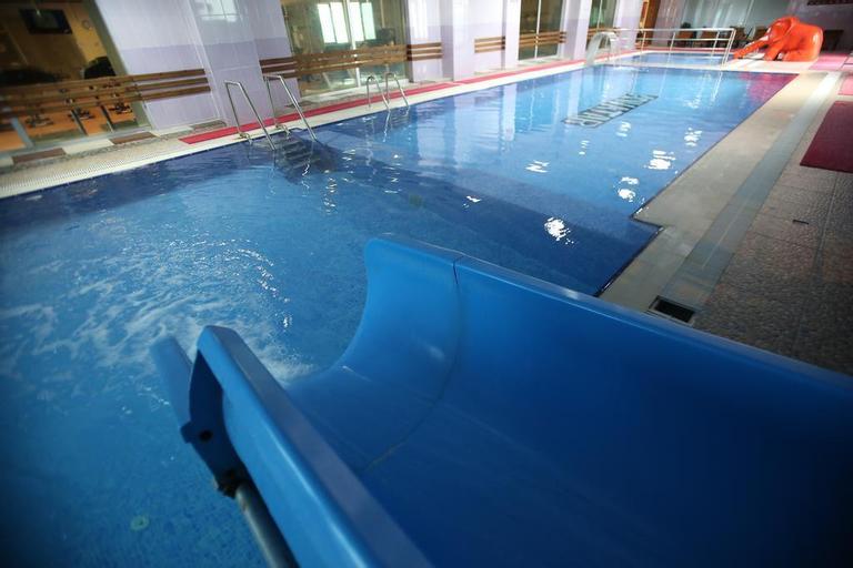 Anvatar Thermal Hotel, Merkez