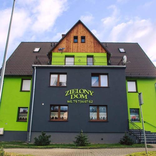 Pensjonat Zielony Dom, Bolesławiec