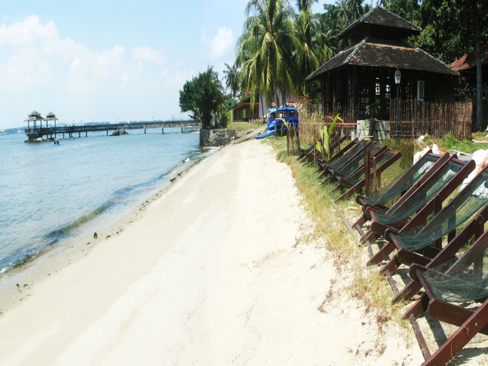 Celestial Ubin Beach Resort, North-Eastern Islands