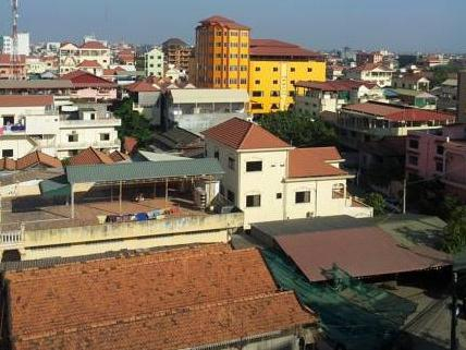 Chea Samnang  II Guesthouse, Mean Chey