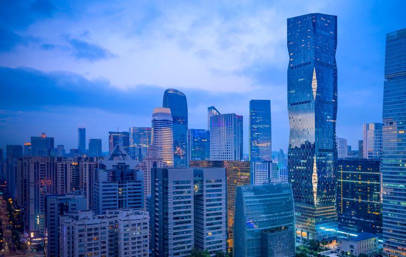 Park Hyatt Guangzhou, Guangzhou