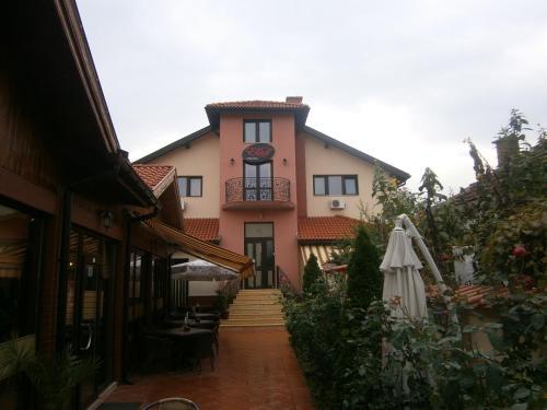 Evia Hotel, Berkovitsa