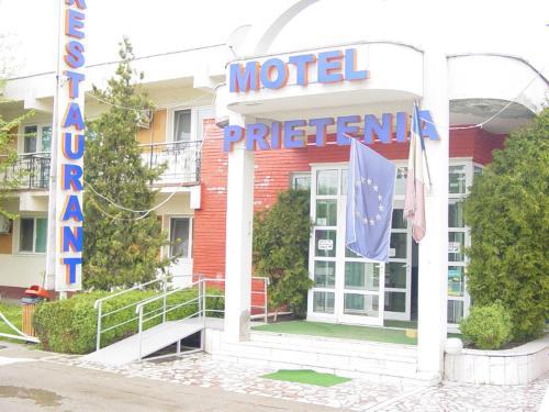 Motel Prietenia, Giurgiu