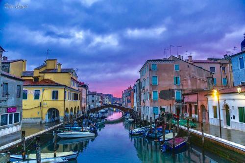 Chioggia Bridges, Venezia