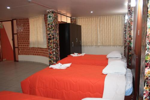 Hotel Los Gladiolos, Cajamarca