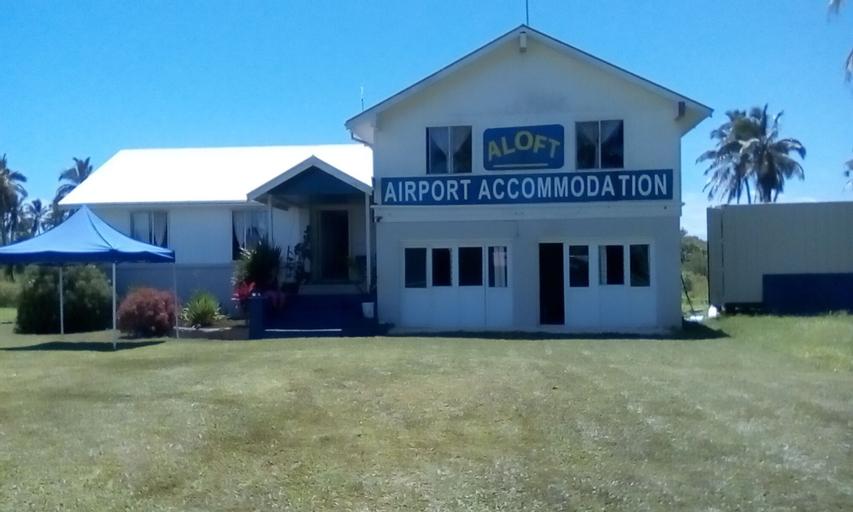 ALOFT Airport Accommodation,