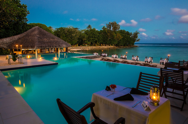 Breakas Beach Resort, Pango