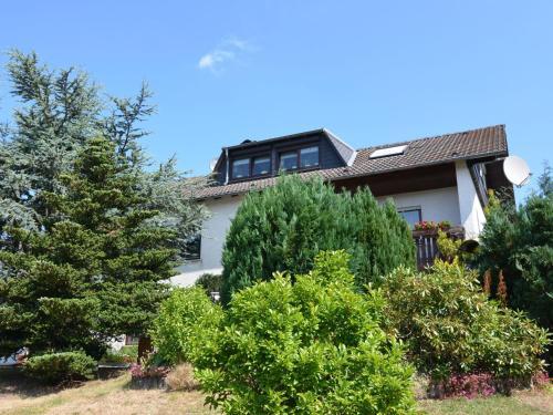 Detached Holiday home near Dodenau with balcony, Waldeck-Frankenberg