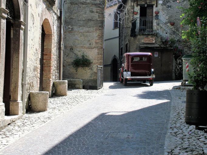 Casa Matilda, Rieti