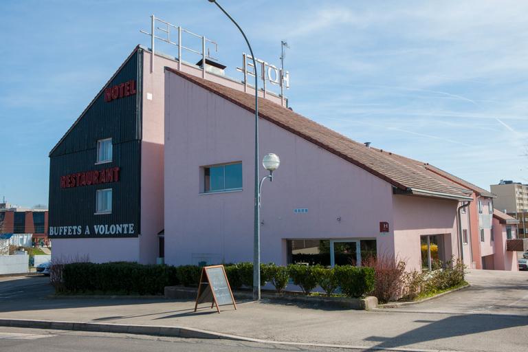 Hotel Vesontio, Doubs