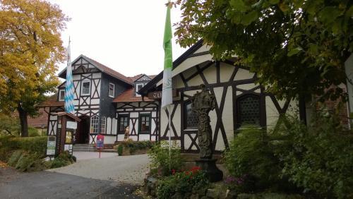 Landhotel Vierjahreszeiten, Rhön-Grabfeld