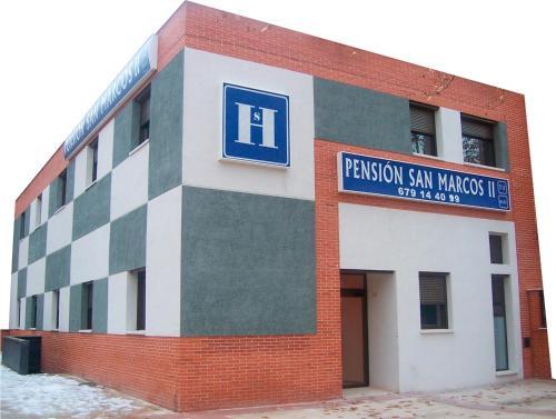 Hostal San Marcos II, Guadalajara