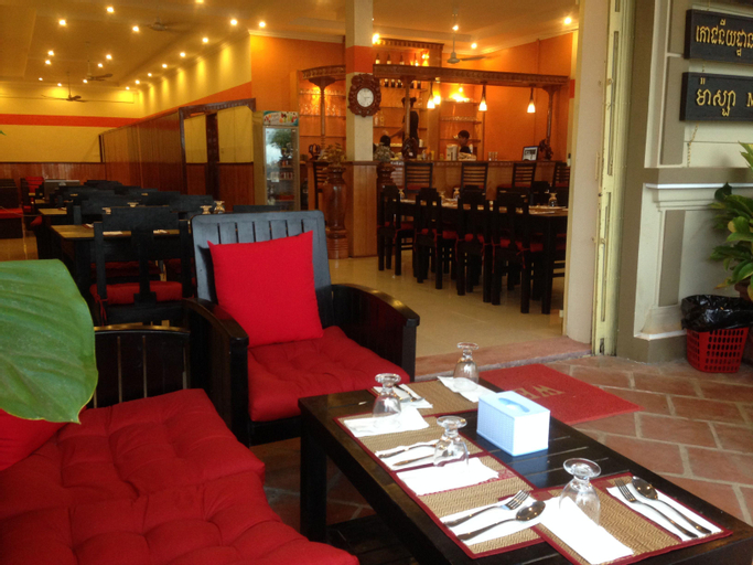 Moon River Guesthouse & Restaurant, Kampong Cham