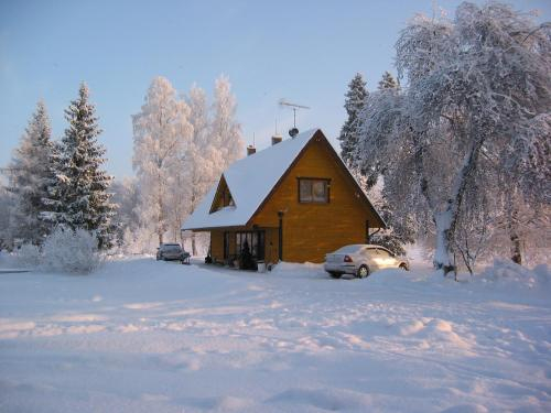 Kalda Holiday House, Paistu