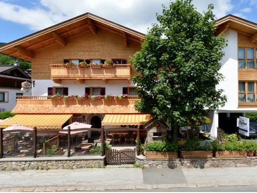 Cafe Pension Koller, Kitzbühel
