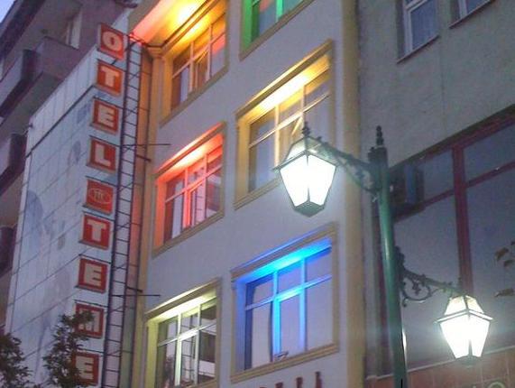 Hotel Temel, Merkez