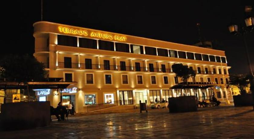 Hotel Terrado Arturo Prat Iquique, Iquique