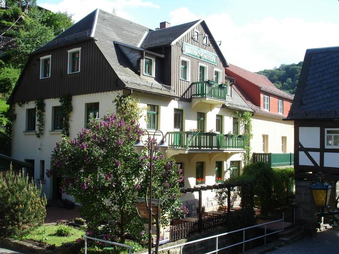 Berghaus Rauschenstein, Sächsische Schweiz-Osterzgebirge