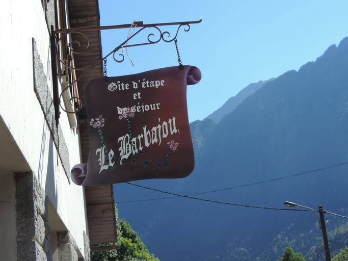 Le Barbajou, Hautes-Pyrénées