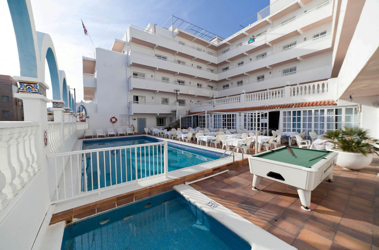 Hotel Apartamentos Lux Mar, Baleares